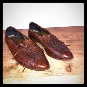 Joan & David Vintage  Leather Shoes